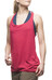 Houdini W's Rock Steady Singlet Amaranth Pink